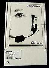 Fellowes 91217 Boom flexible auricular GN Netcom encontrar Stock almacén-No vendidos