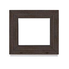 Fenster Kellerfenster - 2 fach ALLE GRÖßEN außen Dark Oak Dreh Kipp - Premium
