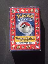 Pokemon - SEALED TRAINER DECK B MISTY'S DECK - BLASTOISE - RARE