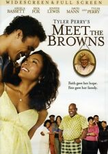 Tyler Perry's Meet the Browns [New DVD] Full Frame, Subtitled, Widescreen, Ac-