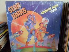 """LP 12"""" MECO - STAR WARS And Galactic Funk - VG+/NM - MILLENNIUM MNLP 8001 - USA"""