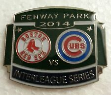 2014 Red Sox Interleague vs. Chicago Cubs Lapel Pin