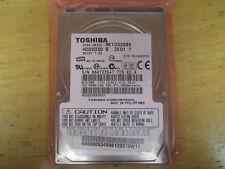 Toshiba 100GB SATA 2.5 Laptop Hard Disk Drive HDD MK1032GSX (205a)