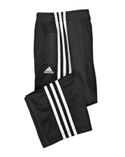 Adidas Boys' Icon Tricot Pant SIZE 4 QN023 ON SALE