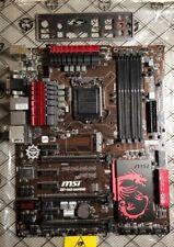 MSI Z97-G45 Gaming Motherboard Socket 1150 DDR3 USB3.0 LPV010