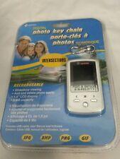 New Superex - Digital Photo Key Chain porte-cles a photos 99-531