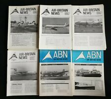 More details for 35x air-britain news abn magazines volumes 6,7,8,11,12,14 1977-1985