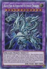 ( BLUE-EYES ALTERNATIVE ULTIMATE DRAGON ) Prismatic Secret - TN19-EN001 Yu-Gi-Oh