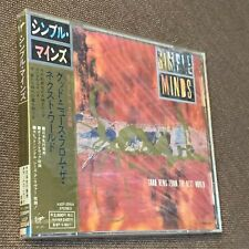 Sealed SIMPLE MINDS Good News From The Next World JAPAN CD VJCP-25104 w/ OBI