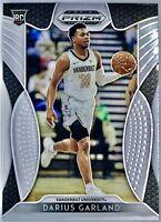 2019-20 Panini Darius Garland Prizm Rookie Card RC Cleveland Cavaliers 📈🔥