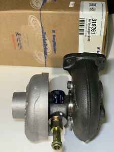 TURBO DEUTZ BF4M1011F TURBOCHARGER NEW OEM Borgwarner Original 1 Year Warranty!
