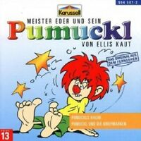 PUMUCKL - 13:PUMUCKLS RACHE/PUMUCKL UND DIE BRIEFMARKEN  CD KINDERHÖRSPIEL NEU
