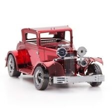 Fascinations Metal Earth 1932 FORD COUPE Automobile 3D Steel Model Kit MMS198