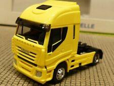 1/87 Rietze Iveco Stralis 2-Achs ZM gelb 60836