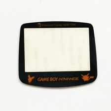 Nintendo Game Boy Advance GBA System Screen Lens Protector Pokemon Center GLASS
