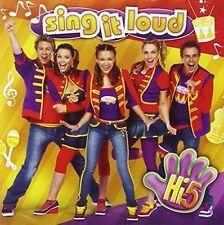 Hi-5 : Sing It Loud CD C6 HTF