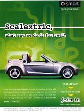 2005 2006 SMART Roadster Original Advertisement Print Art Car Ad K67