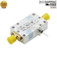 Coaxial Bias Tee 10MHz-6GHz 2A 50V Broadband Radio Frequency Microwave dt55