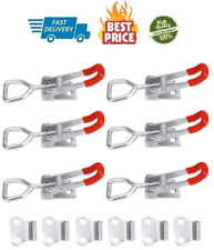 New listing Toggle Latch Clamp 4001 150Kg 330Lbs Holding Capacity 6Pcs 4001 330Lbs Holding