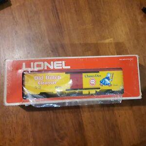 Lionel Old Dutch Cleanser Reefer 6-9870