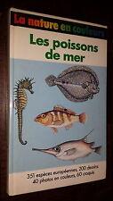 LES POISSONS DE MER - F. Terofal 1987