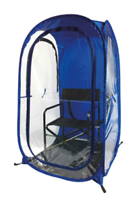 Under the Weather InstaPod Pop-Up Canopy Tent,  Durable Weatherpod, 402086, Blue