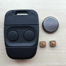 Rover 25 45 100 200 400 ZS ZR MG MGF 2 Button Remote Key Fob Case Lucas 3TXB KIT