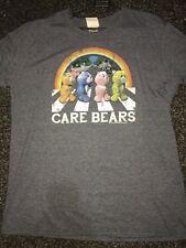 Truffle Shuffle Care Bears Tshirt Size Large Bnwt Abbey Road Beatles Cover