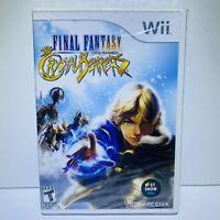 Final Fantasy Crystal Chronicles Crystal Bearers (Nintendo Wii) NEW w/ Calendar