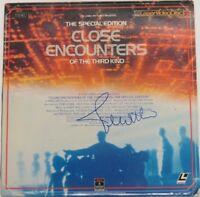 John Williams Signed Close Encounters Autographed Album Cover PSA/DNA #AB14670