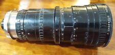 ANGENIEUX F.10-150mm 1:2-2.8 Zoom Type 15x10B Lens Aaton Mount France No.1413759