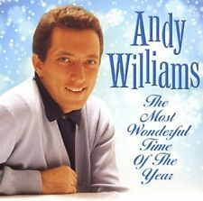 Andy Williams - The Most Wonderful Time Of The Year [CD]