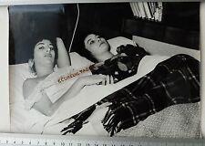 5 PHOTOS VINTAGE EROTISME FEMME GAY NU O251