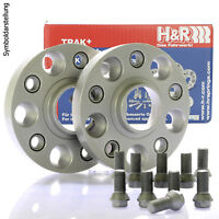 H /& R ABE SV 30//36mm VW TOUAREG 7l 13057160 PASSARUOTA traccia del disco