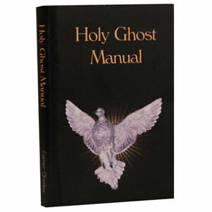 Holy Ghost Manual by Rev. L. M. Dooley Catholic Prayerbook 1944 Reprint