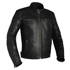 30% OFF RICHA DAYTONA Leather Retro Black/Blue/Red/Brown Motorcycle Jacket