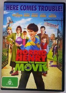 Horrid Henry - The Movie (DVD) Theo Stevenson (Australian Region 4 PAL)