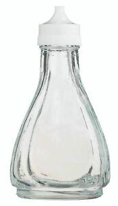 KitchenCraft Traditional Glass Vinegar Bottle
