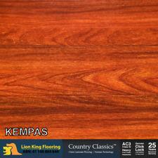 12mm Laminate Flooring/ Timber looking Floating Floor planks: Colour- Kempas