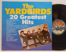 The Yardbirds           20 Greatest Hits           NM  # T