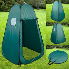 Portable Instant Pop Up Tent Outdoor Camping Toilet Shower Changing Privacy Room