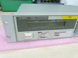HP Agilent 6063B System DC Electronic Load