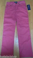 Ralph Lauren boy red chino trousers size 6 (5-6-7 y) BNWT designer