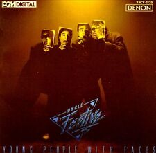 Uncle Festive -  Young People with Faces,  Japan, CD