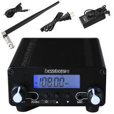 100mW/500mW 76-108Mhz Home Stereo FM Transmitter + Antenna + Power Supply B0231
