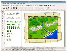 ART ARTIST DRAWING COMPUTER ILLUSTRATOR PC MAC FULL COMPLETE SOFTWARE PROGRAM