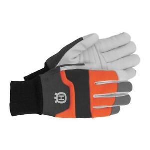 Husqvarna 596280510 Functional Saw Protection Gloves - Large