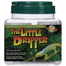 Zoo Med The Little Dripper Vivarium Terrarium Humidifier Chameleon Drinking