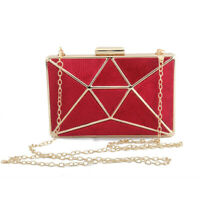 clutches evening bag women bags shoulder crossbody bag casual handbag frame tote