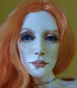 Astarta OOAK BJD Ball Jointed Art Doll Alexandra, stunning 😍